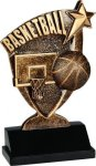 Broadcast Resin -Basketball Broadcast - Click Here for More of This Style