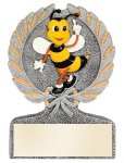 Multi Color Sport Resin Figure -Spelling Bee Centurion Award- Click Here for More of This Style