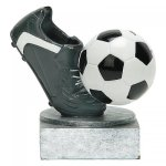 Resin Color Sculptures -Soccer  Color Tek - Click Here for More of This Style