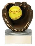 Softball Resin Awards Color Tek - Click Here for More of This Style