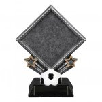 Diamond Resin -Soccer Diamond Awards - Click Here for More of This Style