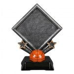 Diamond Resin -Basketball Diamond Awards - Click Here for More of This Style
