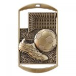 Dog Tag Medals -Soccer DT Series - Click Here for More Of This Style