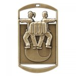 Dog Tag Medals -Karate DT Series - Click Here for More Of This Style