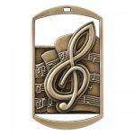 Dog Tag Medals -Music DT Series - Click Here for More Of This Style