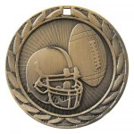 FE Series Medals -Football  FE Series - Click Here For More Of This Style