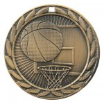 FE Series Medals -Basketball FE Series - Click Here For More Of This Style
