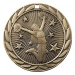 FE Series Medals -Cheerleader  FE Series - Click Here For More Of This Style