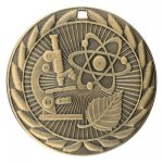 FE Medal - Science FE Series - Click Here For More Of This Style