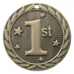 FE Series Medals -1st, 2nd and 3rd Place  FE Series - Click Here For More Of This Style