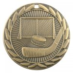 FE Medal - Ice Hockey FE Series - Click Here For More Of This Style