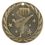 FE Medal - Karate FE Series - Click Here For More Of This Style