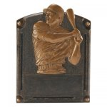 Legends of Fame Award -Baseball Legends of Fame- Click Here for More of This Style