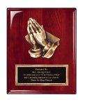 Rosewood Piano Finish Plaque Miscellaneous Items