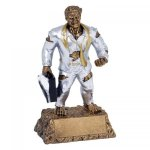 Monster Resin Award - Salesman Monster Award - Click Here for More of This Style