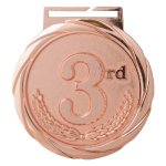 Olympic Medals - 3rd Place OM Series - Click Here For More Of This Style