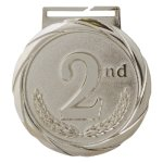 Olympic Medals - 2nd Place OM Series - Click Here For More Of This Style