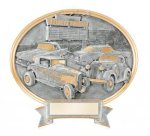 Legend Oval Award -Car Show  Oval Resins - Click Here for More of This Style