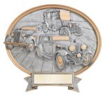 Legend Oval Award -Antique Cars Oval Resins - Click Here for More of This Style