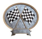 Legend Oval Award -Racing  Oval Resins - Click Here for More of This Style
