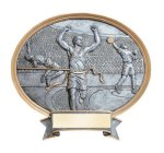 Legend Oval Award -Track & Field Oval Resins - Click Here for More of This Style