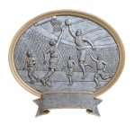 Legend Oval Award -Basketball Oval Resins - Click Here for More of This Style