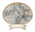 Legend Oval Award -Chopper Oval Resins - Click Here for More of This Style