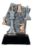 Resin Figure - Chess Resin Figure - Click Here For More of This Style