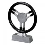Motorsport Award -Sterring Wheel 2 Holder RFC  Award - Click Here for More of This Style