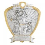 Signature Series Shield Award -Golf Shields - Click Here for More of This Style