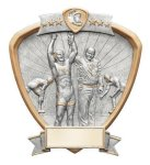 Signature Series Shield Award -Wrestling Shields - Click Here for More of This Style