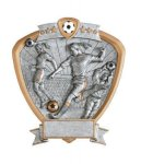 Signature Series Shield Awards -Soccer Shields - Click Here for More of This Style