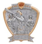 Signature Series Shield Award -Trap Shooter Shields - Click Here for More of This Style