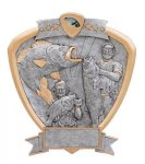 Signature Series Shield Award -Bass Fishing Shields - Click Here for More of This Style