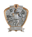 Signature Series Shield Award -Football Shields - Click Here for More of This Style