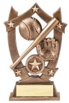 3D Sport Stars -Baseball Sport Stars - Click Here for More of This Style