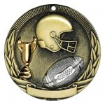 TR Series Medals -Football TR Series - Click Here For More Of This Style