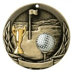 TR Series Medals -Golf TR Series - Click Here For More Of This Style