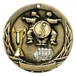 TR Series Medals -Karate TR Series - Click Here For More Of This Style