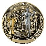 TR Series Medals -Cross Country TR Series - Click Here For More Of This Style