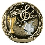 TR Series Medals -Music TR Series - Click Here For More Of This Style