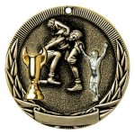 TR Series Medals -Wrestling TR Series - Click Here For More Of This Style