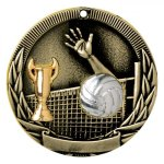 TR Series Medals -Volleyball TR Series - Click Here For More Of This Style