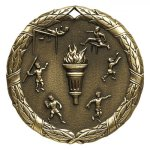 XR Medals -Track and Field Track