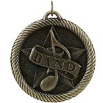 VM Medal -Band/Music VM Series - Click Here For More Of This Style