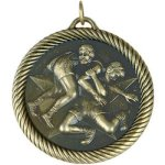 VM Medal  -Wrestling VM Series - Click Here For More Of This Style