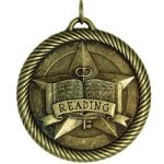 VM Medal  -Reading  VM Series - Click Here For More Of This Style