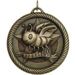 VM Medal -Spelling Bee VM Series - Click Here For More Of This Style