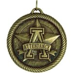 VM Medal -Attendance VM Series - Click Here For More Of This Style
