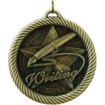 VM Medal -Writing  VM Series - Click Here For More Of This Style
